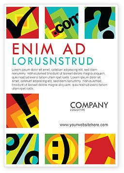 Abstract/Textures: Type Ad Template #03768