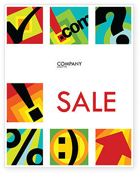 Abstract/Textures: Type Poster Template #03768
