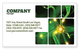 Nerve Business Card Template