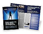 Art & Entertainment: Fashion Show Brochure Template #03788