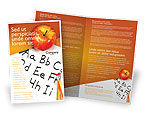 Education & Training: Elementary School Brochure Template #03795