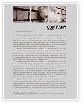 Consulting: Weeshuis Briefpapier Template #03798