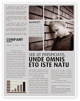 Orphanage Newsletter Template