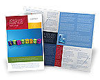 Education & Training: Solution 3D Brochure Template #03819