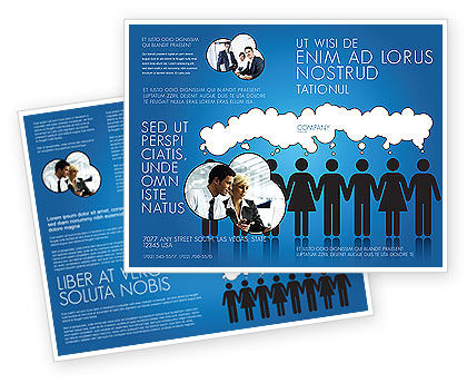 Business Concepts: Modello Brochure - Zona mentale #03839