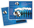 Business Concepts: Mental Area Brochure Template #03839