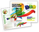 Business Concepts: 123 Brochure Template #03849