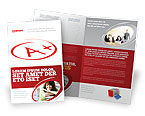 Education & Training: Excellent Grade Brochure Template #03851