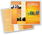 Business Concepts: Team Brochure Template #03855
