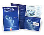 Nature & Environment: Carbonic Gas Brochure Template #03874