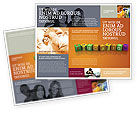 Education & Training: Modello Brochure - Educazione visiva #03875