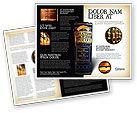Education & Training: Templat Brosur Buku Puisi #03879