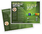 Financial/Accounting: Income Brochure Template #03884