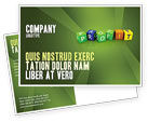 Financial/Accounting: Income Postcard Template #03884