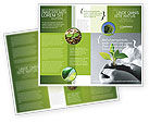Nature & Environment: New Sprout Brochure Template #03899