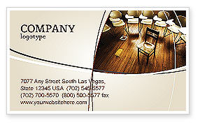 Gestalt Therapy Business Card Template, 03912, Consulting — PoweredTemplate.com