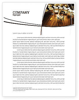 Consulting: Gestalt Therapy Letterhead Template #03912
