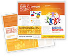 Education & Training: United People Brochure Template #03919