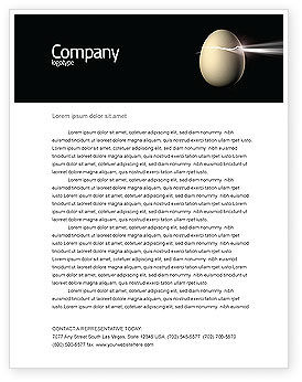 Business Concepts: Birth Letterhead Template #03926