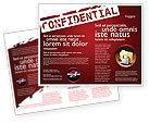 Careers/Industry: Private Brochure Template #03935