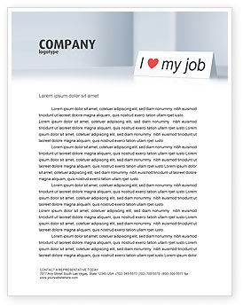 Consulting: Work Motivation Letterhead Template #03938