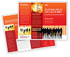People: Sales Management Brochure Template #03956