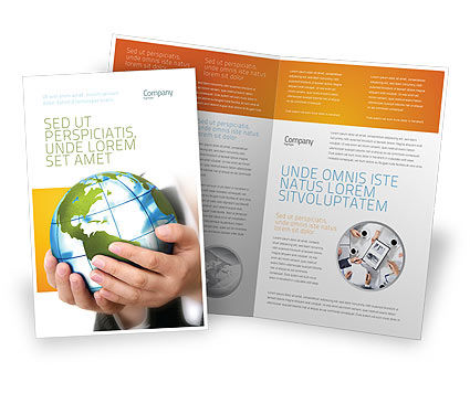 General: World Tendencies Brochure Template #03964
