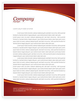 Consulting: Plan Letterhead Template #03966