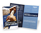 Business Concepts: Climbing Up Brochure Template #03977