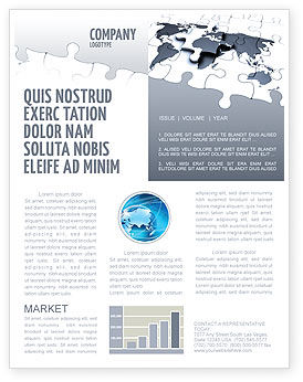 Global: Map Fragments Newsletter Template #03989