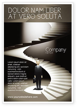 Careers/Industry: キャリアプロモーション - 広告テンプレート #04005
