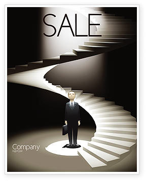 Careers/Industry: Career Promotion Sale Poster Template #04005