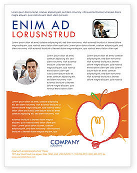 Business Concepts: Templat Flyer Pemahaman #04016