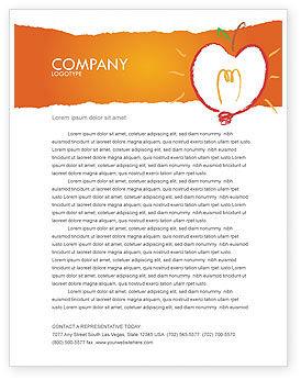 Business Concepts: Comprehension Letterhead Template #04016