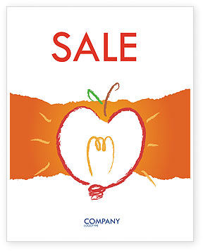 Business Concepts: Comprehension Sale Poster Template #04016