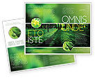 Nature & Environment: Bossen Brochure Template #04082