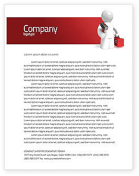 Technical Support Letterhead Template