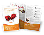 Consulting: Team Efforts Brochure Template #04158