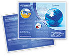 Global: World Reconstruction Brochure Template #04171