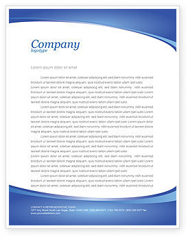 Global: World Reconstruction Letterhead Template #04171