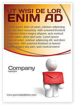 Careers/Industry: Email Delivery Ad Template #04195