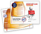 Careers/Industry: Email Delivery Brochure Template #04195