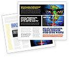 Global: South America Brochure Template #04210