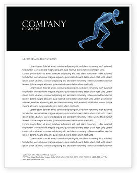 Start Position Letterhead Template