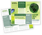 Global: Green Land Brochure Template #04269