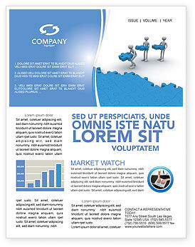 Offshore Development Newsletter Template