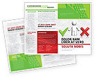 Education & Training: Dilemma Brochure Template #04272