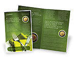 Careers/Industry: Flatware Brochure Template #04286