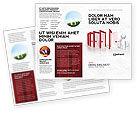 Education & Training: Enfilade Open Doors Brochure Template #04288