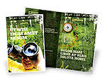 Education & Training: Scout Brochure Template #04310